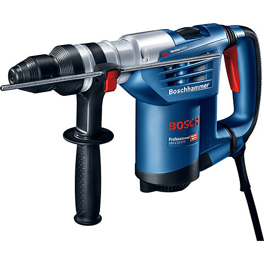 bosch gbh 4 32 240v corded rotary hammer drill 611332171 travis perkins. Black Bedroom Furniture Sets. Home Design Ideas