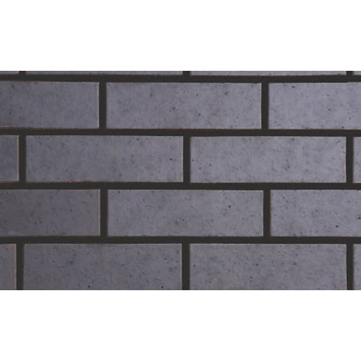 Ketley Engineering Brick Solid Blue Class A 73mm Pack Of