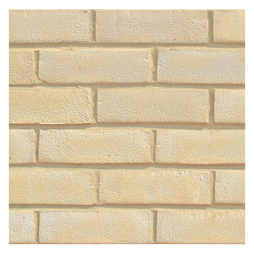 All about bricks facing brick buff stock pack of 624 for All brick
