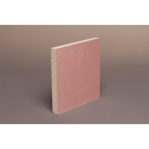 Fire Resistant Gypsum Board : British gypsum gyproc fireline board tapered edge mm