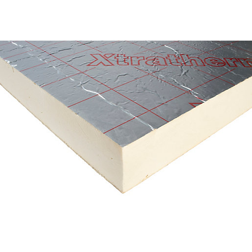 Xtratherm Pitched Roof Insulation Board 90mm X 1200mm X 2400mm