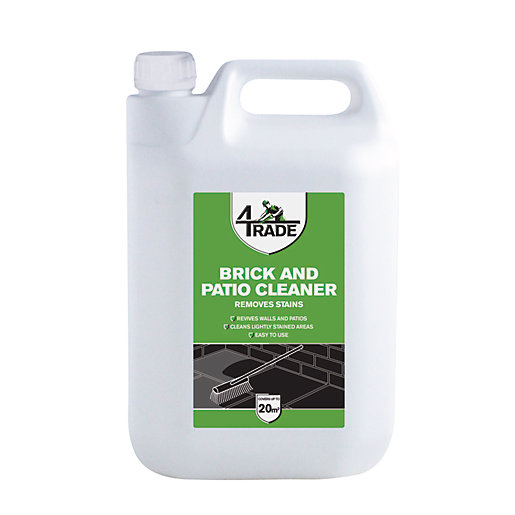 Marvelous 4Trade Brick And Patio Cleaner 5L