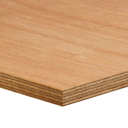 Marine Plywood 2440mm X 1220mm Travis Perkins