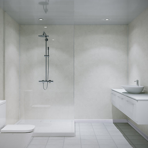 Shower Panels, Laminate Shower Boards, Textured & Smooth Shower ...