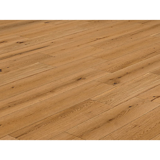 solid wood flooring style t40 natural oak flooring lacquered 18mm x 83mm 146m pack