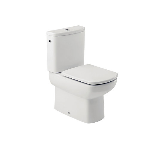 Roca senso compact close coupled cistern 34151b000 for Abrir cisterna roca