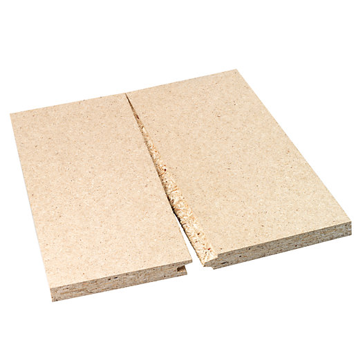 Chipboard T G Flooring: Egger Tongue And Grooved 4 Sides Moisture Resistant (P5