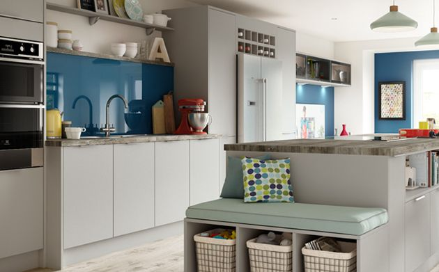 Melrose Contemporary Kitchen | Wickes.co.uk
