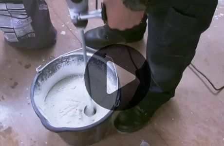 How To Mix Apply Tile Adhesive Wickes