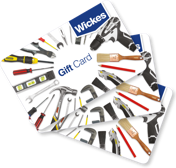Wickes Gift Cards