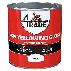 4Trade Non Yellowing Gloss Paint