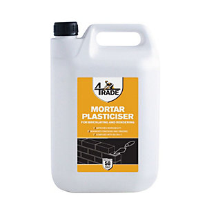 4TRADE Mortar Plasticiser 5L