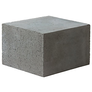 H+H Celcon Standard Aerated Concrete Foundation Block 3.6N 300mm Pack 30