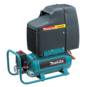 Makita 240V 1.5HP Air Compressor AC640/2