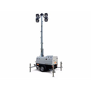 Mobile Lighting Tower Led Tl-90