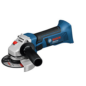 Bosch GWS 18 V-LI 18V 115MM Angle Grinder Body Only