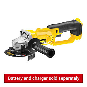 DeWalt XR 54V Corded 125mm FLEXVOLT Angle Grinder Body Only DCG414N