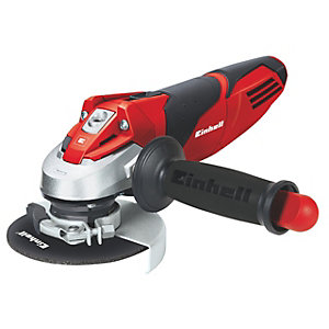 Einhell Te-ag 115/600 4 1/2in Angle Grinder