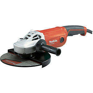 MT by Makita Red 230mm Angle Grinder 2000W 240V M9502R/2