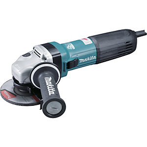 Makita 110V 125mm SJSII Angle Grinder GA5041CT01/1