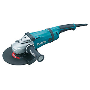 Makita 110V 230mm Low Vibration Angle Grinder GA9040S/1