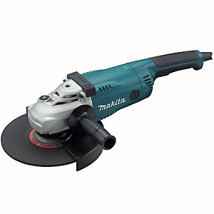 Makita GA9020KD 230mm Angle Grinder with Diamond Blade 110V