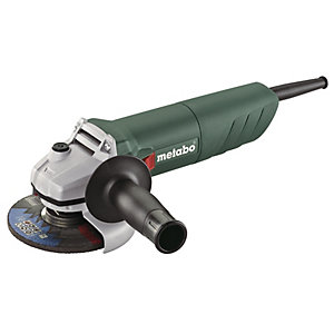 Metabo Angle Grinder W 750-115 240V, 750W 4.5in