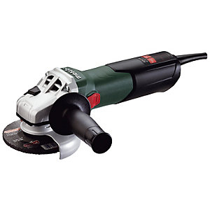 Metabo Angle Grinder W 9-115 240V, 900W 4.5in