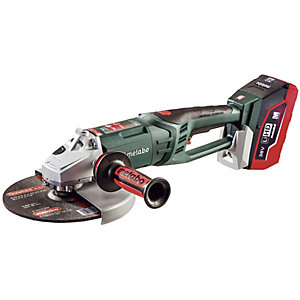 Metabo Cordless Angle Grinder Wpb 36 Ltx Bl 230