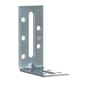 Simpson Strong-Tie 100 x 300 mm Adjustable Angled Bracket EFIXS100C50