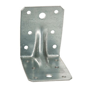 Simpson Strong-Tie 70 x 55mm Reinforced Angled Bracket EB/7070