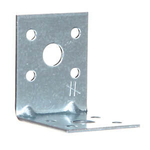 Simpson Strong-Tie Light Reinforced Angled Bracket 60 x 40 mm EA664/2C50