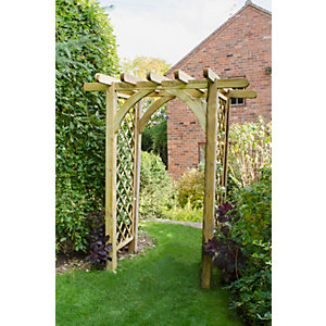 Forest Garden Ultima Pergola Arch 1360 x 1820 x 2440mm