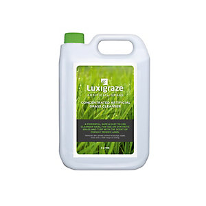 Luxigraze Artificial/Fake Grass Spot Cleanser - 5LTR