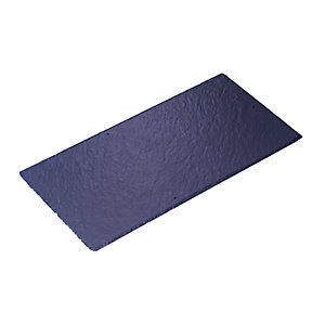 Eternit Slate Rivendale Slate Blue/Black Roofing Tile 600mm x 300mm