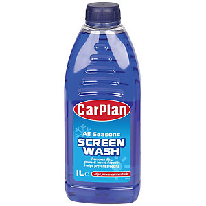 Carplan All Seasons Screen Wash 1 Litre