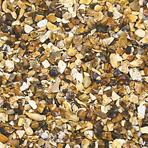 Tp Golden Gravel 10mm Bulk Bag