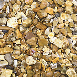 Tp Golden Gravel 20mm Bulk Bag
