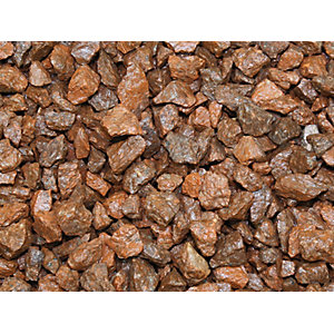 Tp Red Chippings 20mm Bulk Bag