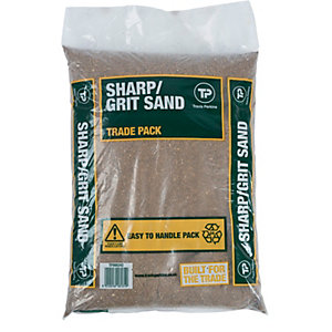 Travis Perkins Grit/Sharp Sand Trade Pack
