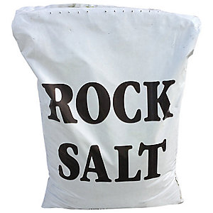 Travis Perkins Rock Salt Trade Pack 20kg - White