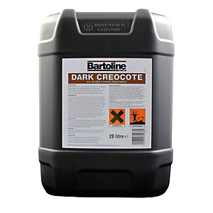 Bartoline Creocote Wood Treatment 20L