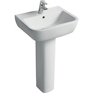 Ideal Standard Tempo Basin and Pedestal Pack