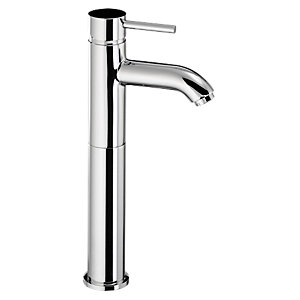 Abode Harmonie Tall Basin Mixer Tap Chrome AB1189