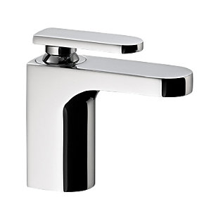 Abode Rapture Basin Single Lever Mixer Tap Chrome AB1001