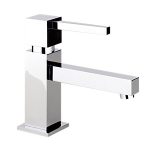 Abode Zeal Single Lever Basin Tap Chrome AB1271