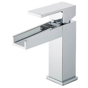 Bristan Arinto Basin Mixer Tap Without Waste