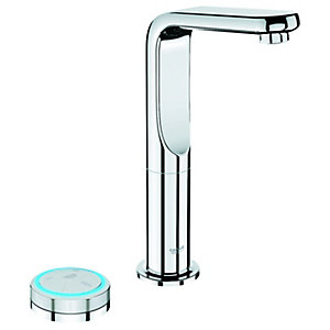 Grohe Allure Three-Hole Basin Mixer Tap (Wall Mounted) 4005176875731