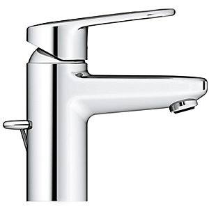 Grohe Europlus  Basin Mixer Tap with Pop Up Waste Set 35mm