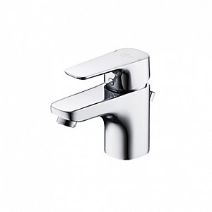 Ideal Standard Tempo single lever basin mixer, chrome plated. B0763AA